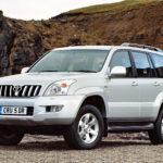 Xe Toyota Prado bản GX cao cấp sau 10 năm sử dụng giữ giá thế nào ?