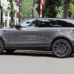 Range Rover Velar First Edition giá 7,3 tỷ đồng đi chơi tết ở Hà Nội