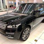 Range Rover Autobiography LWB 3.0L giá chính hãng gần 11 tỷ đồng