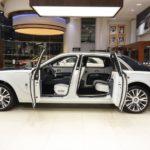 Rolls-Royce Ghost EWB Series II nâng cấp phong cách chuyên cơ siêu sang