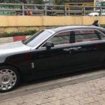 Xe siêu sang Rolls royce Ghost đời cũ 2012 giá bán lại chỉ 14 tỷ đồng