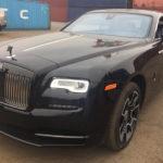 Xế khủng Rolls-Royce Wraith Black Badge đã xuống đường