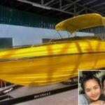 Đại gia Đức An rao bán tàu màu vàng giá rất rẻ 800 triệu đồng ?