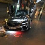 Phú Thọ: Mazda6 độ phong cách Lamborghini, Ford Mustang vỏ bóng loáng