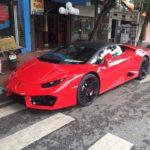 Những siêu xe, xe siêu sang ghé thăm Hải Dương đầu năm 2018