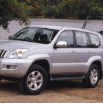 Xe Toyota Prado cũ giá hơn 520 triệu bằng KIA Cerato