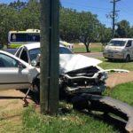 Nam thanh niên chạy sang đường bị ô tô phóng nhanh tông chết