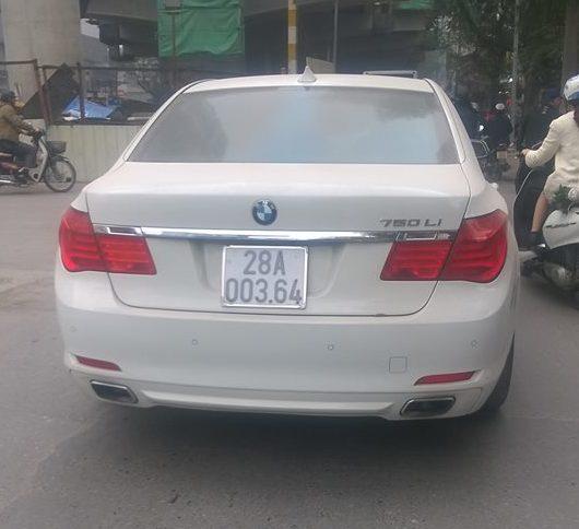 Hàng hiếm BMW 750 Li giá mới mua là 5 tỷ đồng.