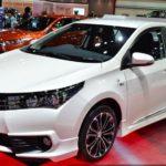 16 xe Corolla Altis bị triệu hồi vì lỗi giảm xóc sau