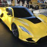 Hennessey Venom F5 nhanh nhất thế giới tại triển lãm Geneva 2018