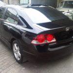 Có nên mua Honda Civic 2007 giá chỉ 325 triệu đồng ?