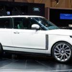 Range Rover SV Coupe xe đắt nhất của Land rover ra mắt