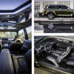 Kia Telluride sang trọng không kém gì Lexus LX570 ?