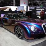 Chevrolet Corvette độ dáng siêu khủng giá bán hơn 30 tỷ
