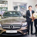 Gil Lê mua Mercedes E300 giá 2,8 tỷ đồng