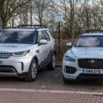 Jaguar Land Rover sẽ có khả năng đỗ xe tự động