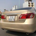 Xế sang Lexus ES 350 đời 2007 giá bán lại chỉ bằng Toyota Altis