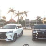 Cặp xe 9 tỷ Lexus LX570 Supersport về Quảng Ninh có gì đặc biệt ?