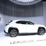 Lexus UX mẫu SUV nhỏ nhất ra mắt chính thức