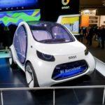 Mercedes ra mắt xe thông minh tự lái hoàn toàn Smart Vision EQ