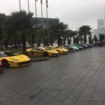 Chiêm ngưỡng dàn siêu xe tham gia car passion 2018 có mặt ở Hà Nội