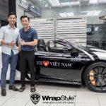 Dàn siêu xe đẹp của đại gia Việt tham gia Car & Passion 2018