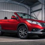 Honda CR-V bản mui trần sẽ ra mắt ?