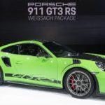 Gói tùy chọn nâng cấp giá 700 triệu cho Porsche 911 GT3 RS