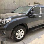 Toyota Land Cruiser Prado dùng 4 năm bán lại gần 1,9 tỷ đồng