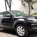 Range rover Evoque mới bản Black series 2018 về Việt Nam