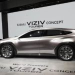 Subaru VIZIV Tourer Concept : Xe cho gia đình du lịch