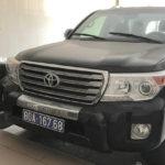 2 xe Toyota Land Cruiser bán đấu giá ở Nghệ An vẫn chưa có người mua