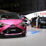 Toyota Aygo 2018 cực tiết kiệm, tiêu thụ 3,9 lít / 100 km