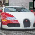 Bugatti Veyron độc nhất Việt Nam vào gara xe khó khăn như thế nào ?