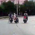 Bình Dương: Video đi cướp giữa ban ngày còn đánh lại nhiều người dân ?