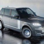 Range rover độ bán tải siêu sang trọng
