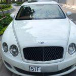 Bentley CFS Speed giá 3,5 tỷ đồng ra biển trắng