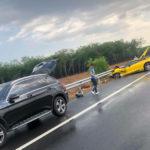Chevrolet Corvette của đại gia tiền ảo bị tai nạn nát bét ở VN: vui mừng vì xe an toàn ?