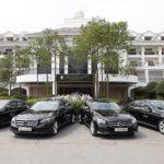 InterContinental Hanoi Westlake mua 4 xe Mercedes E200 mới