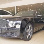 Sau 3 năm, Bentley Mulsanne Speed 2015 có giá 24,5 tỷ đồng