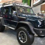 BAIC BJ80 6×6 Xe Trung Quốc nhái theo Mercedes G63 AMG 6 bánh