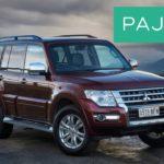 Mitsubishi Pajero đắt nhất của hãng có giá 1,95 tỷ đồng