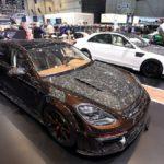 Porsche Panamera Wagon độ siêu độc bởi Mansory