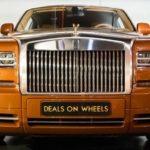 Rolls-Royce Phantom Coupe Hổ độ siêu độc
