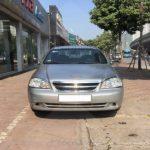 Chevrolet Lacetti dùng 7 năm giá còn 270 triệu đồng