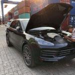 Porsche Cayenne S 2018 đầu tiên về Việt Nam