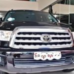 Toyota Sequoia Platinum 2015 chạy 1 vạn Km bán lại 4,4 tỷ đồng
