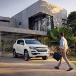 Xe SUV 7 chỗ khá êm ái Chevrolet Trailblazer 2018 giá chỉ 860 triệu đồng
