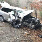 Trong 14 năm qua không ai ngồi trên Volvo XC90 bị chết ở Anh