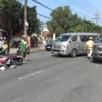 10 vụ trẻ bất ngờ vặn ga xe máy vọt đi nguy hiểm